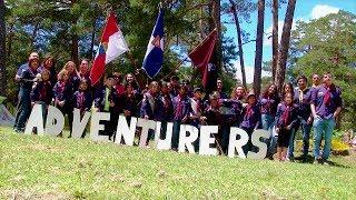 Camporé de Exploradores - ADVENTURERS 2017 - Resumen