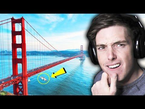 WHY YOU SHOULD NEVER TRUST BRIDGES Poly Bridge 10