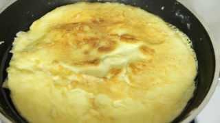 Khagineh (Omelette) Simple Breakfast