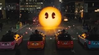 Pixeles - 35 aniversario Pac-Man