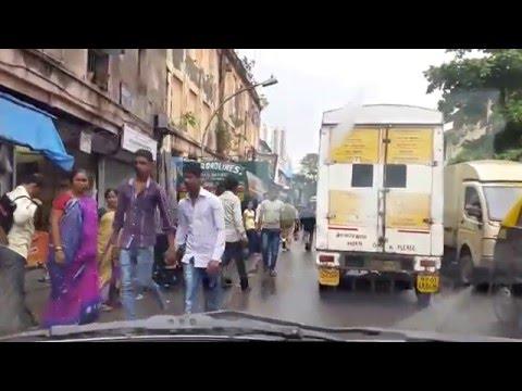 Grant Road  to pila house  Mumbai