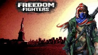 Freedom Fighters Full Movie All Cutscenes Cinematic