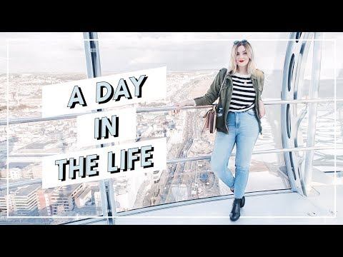 A DAY IN THE LIFE   SOMETHING I'VE NEVER DONE BEFORE!   I Covet Thee Vlog   AD