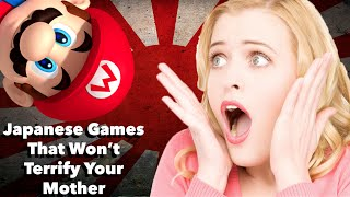 5 Japanese Games That Won't Terrify Your Mother
