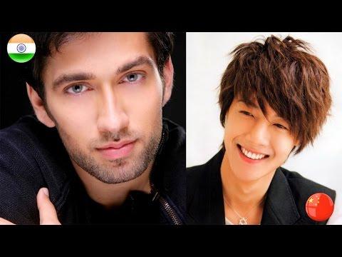 INDIAN MEN VS CHINESE KOREAN JAPANESE MEN   SHOWDOWN