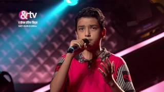 Shivam And His Melodious Voice | The Voice India Kids | Sat - Sun 9 PM