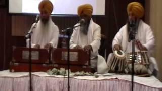 Jin Prem Kio Tin Hi Prabh Payo(classical)Bhai Nirmal Singh Khalsa in Deptford NJ