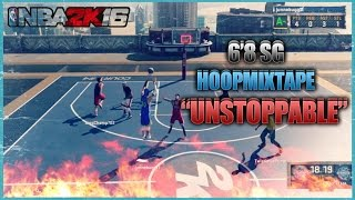 NBA 2K16 MYPARK | 6'8 SHOOTING GUARD | HOOPMIXTAPE