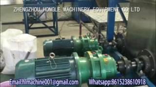 Vedio of Detergent Powder Production Line 300 500kg per hour