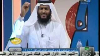 الشيخ [احمد العجمي] نشيد عراقي -قناة بداية