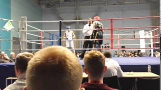 LEWIS CARROL FIGHTING AT ST MARYS HULL