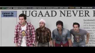 Fukrey | Karle Jugaad Karle - Full Song | Pulkit Samrat, Varun Sharma, Manjot Singh, Ali Fazal.