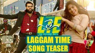 Laggam Time Song Teaser - #LIE Movie - Nithiin, Arjun, Megha Akash   Hanu Raghavapudi