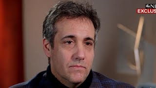 Michael Cohen speaks out after his sentencing: