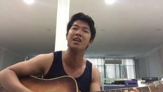 មនុស្សអាក្រក់ជាងគេគឺបង Guitar Cover