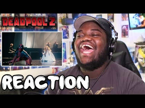 Céline Dion - Ashes (from the Deadpool 2 Motion Picture Soundtrack) - REACTION!!!