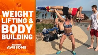 Weightlifting and Bodybuilding! | People Are Awesome