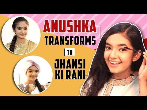Xxx Mp4 Anushka Sen's Transformation To Jhansi Ki Rani Aka Manikarnika 3 Looks Decoded India Forums 3gp Sex