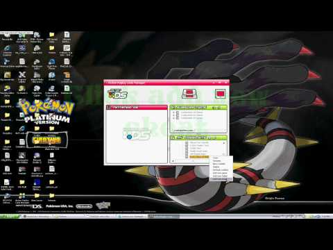 Pokemon Pokesav AR Code Exporter HD