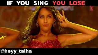 Try To Watch This Without Singing or Dancing Challenge - Latest Bollywood Songs 2018