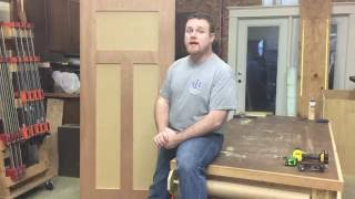 How to Build Easy and Economical Custom Interior Doors ep4