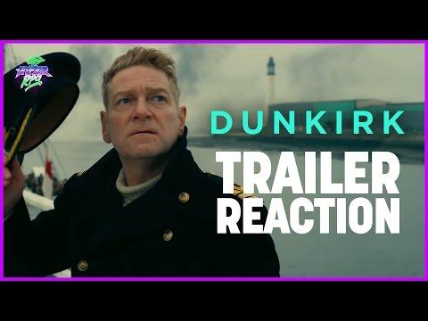 Dunkirk - Official Main Trailer Reaction
