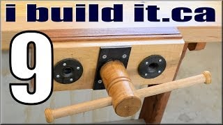 Making A Woodworking Vise, Part 9 Of 10