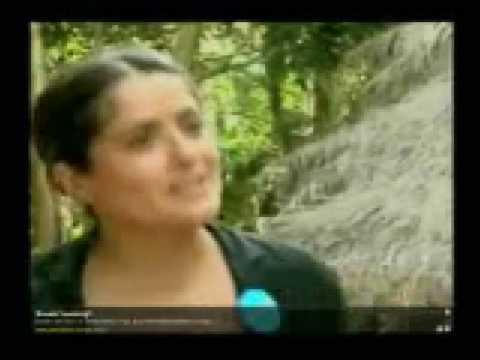Salma Hayek Breast Feeding (Video)