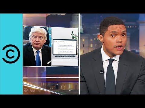 Trump Wants To Know What Kind Of Porn You Watch The Daily Show Comedy Central