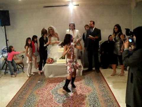 Persian girls Dancing at a Wedding Tehran Iran