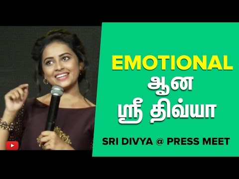 Xxx Mp4 Sridivya Emotional Speech In Maveeran Kitu Audio Launch Cine Flick 3gp Sex
