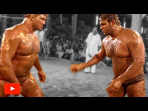 India's Top Kushti Wrestling match -  Naveen Mor vs Hitender Beniwal