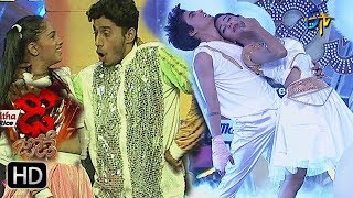 Dhee Jodi   31st May 2017  Full Episode   ETV Telugu
