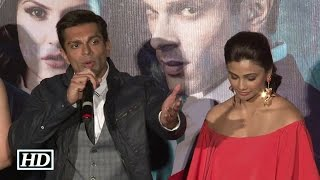 Karan Gets Angry On Reporters | Hate Story 3 Trailer Launch