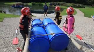 PGL Activities   Raft Building SD