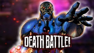 Darkseid Booms Into DEATH BATTLE