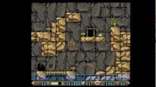 Classic Games - AMIGA - UGH! (first 20 levels, 720p)