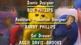 Barney's Fun & Games Credits (1996)