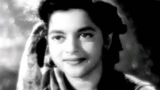 Nain Khoye Khoye - Lata Mangeshkar, Munimji Song