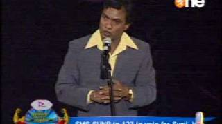Sunil Pal - The great Indian Laughter challenge