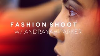 Fashion Photoshoot with Andrayah Parker Using Yongnuo YN600EX-RT Speedlights