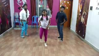 Theri jithu jilladi song cover vijay