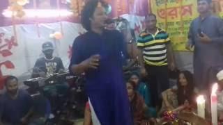মিরপুর শাহ আলি মাজার বাৎসরিক উরস Live Concert- by kajol dewan 2016