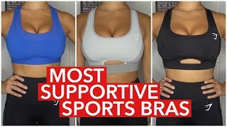 TOP 4 BEST SPORTS BRA FOR MAXIMUM SUPPORT