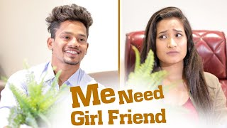 Me Need A Girl Friend | Mehaboob Dil Se | Santoshi Sharma