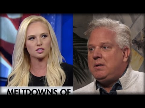 WOW GLENN BECK JUST COMMITTED SUICIDE WITH WHAT HE JUST DID TO TOMI LAHREN HE'S FINALLY LOST IT