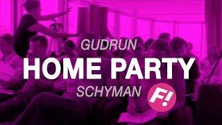 Home Party - Gudrun Schyman