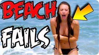 ✔Funniest Beach Fail Compilation 2015|8Fails