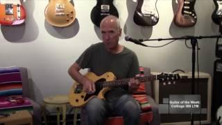 Guitar of the Week: Collings 360 LT M