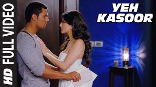 Yeh Kasoor Mera Hai Full Video Song Jism 2 | Sunny Leone, Randeep Hooda